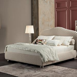 LETTO MATRIMONIALE BOX MOD. ALTHEA